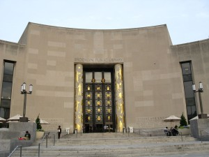 Brooklyn_Public_Library_sunset_jeh