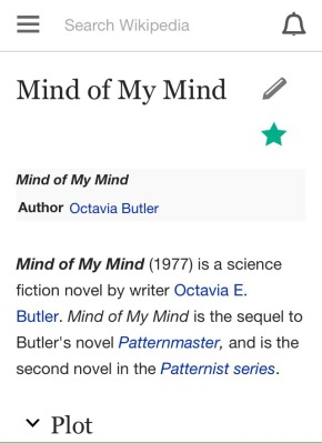 Octavia E. Butler is Everything: A Conference