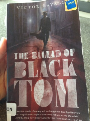Book Bits: The Ballad of Black Tom