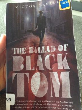 Book Bits: The Ballad of BlackTom