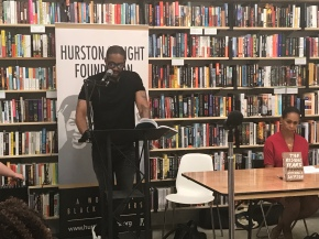 Author Reading with the Hurston/Wright Foundation