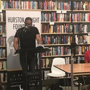 Author Reading with the Hurston/WrightFoundation
