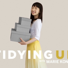 Using the KonMari System or Naw